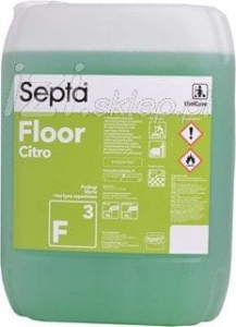 SEPTA Floor Citro F3 10L